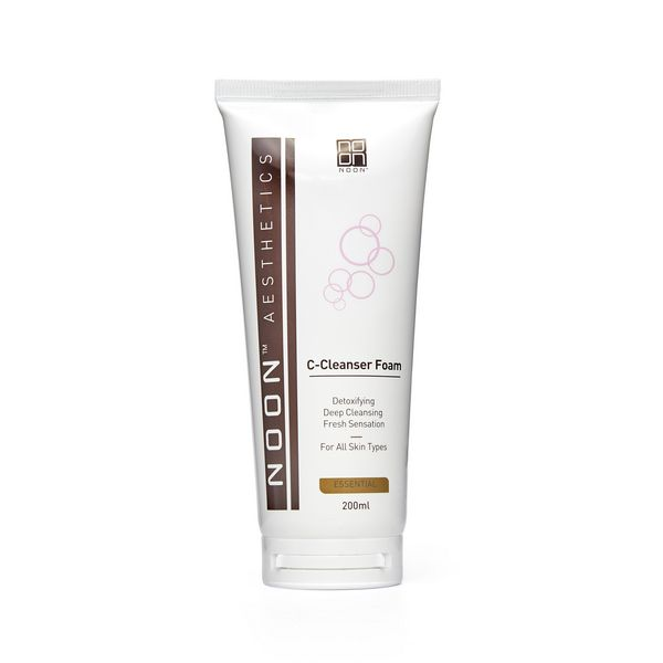 C Cleanser Foam product image